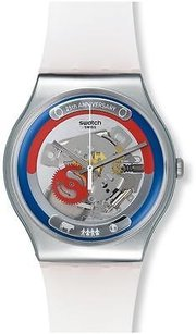 Swatch Swatch This Is My World Unisex Watch Suoz195