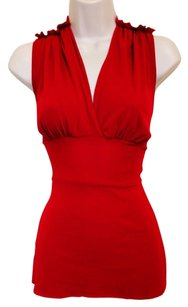 Sweet Pea by Stacy Frati Top Red