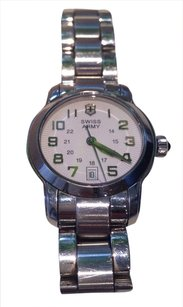 Victorinox Swiss Army Womens XS stainless steel watch