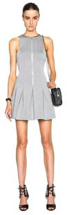 T by Alexander Wang Scuba Effect Skater Dress