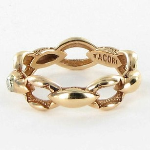 Tacori Tacori 18k925 Ring Ivy Lane Crescent Band 18k Rose Gold