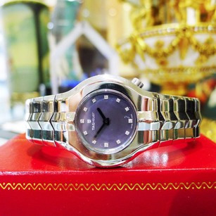 TAG Heuer Ladies Tag Heuer Alter Ego Diamond Dial Stainless Steel Watch Ref Wp131c