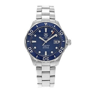 TAG Heuer Tag Heuer Aquaracer 2000 Wan2111.ba0822 Stainless Steel Automatic Mens Watch