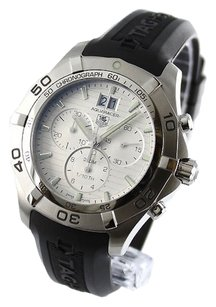 TAG Heuer TAG Heuer Aquaracer CAF101F.FT8011 Men's Black Rubber Watch
