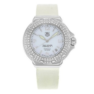 TAG Heuer Tag Heuer Formula One Wac1215.fc6219 Steel Factory Diamonds Quartz Ladies Watch