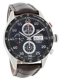 TAG Heuer TAG HEUER GRAND CARRERA MENS SWISS AUTOMATIC CHRONO 44mm WATCH