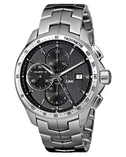TAG Heuer TAG Heuer Men's Link Stainless Steel Watch CAT2010.BA0952