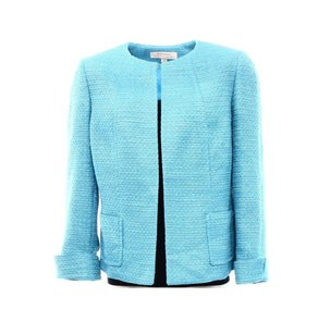 Tahari 100-polyester Basic-jacket Coat