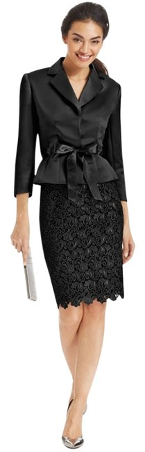 Preload https://item5.tradesy.com/images/tahari-black-asl-luxe-elegant-and-sophisticated-belted-satin-top-size-4-s-10558249-0-3.jpg?width=400&height=650