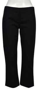 Tahari Womens Cropped Blend Casual Trousers Pants
