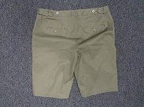 Talbots Blend Casual Sm099 Bermuda Shorts Green