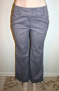 Talbots Striped Cuffed Pants