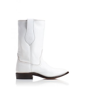 Tamara Mellon Womens White Boots