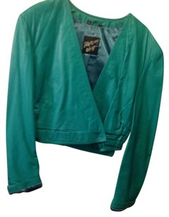 Tannery West Teal Jacket