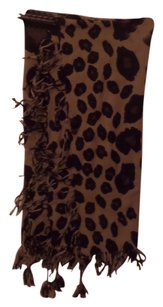 Tarnish Brand new never been worn animal print scarf