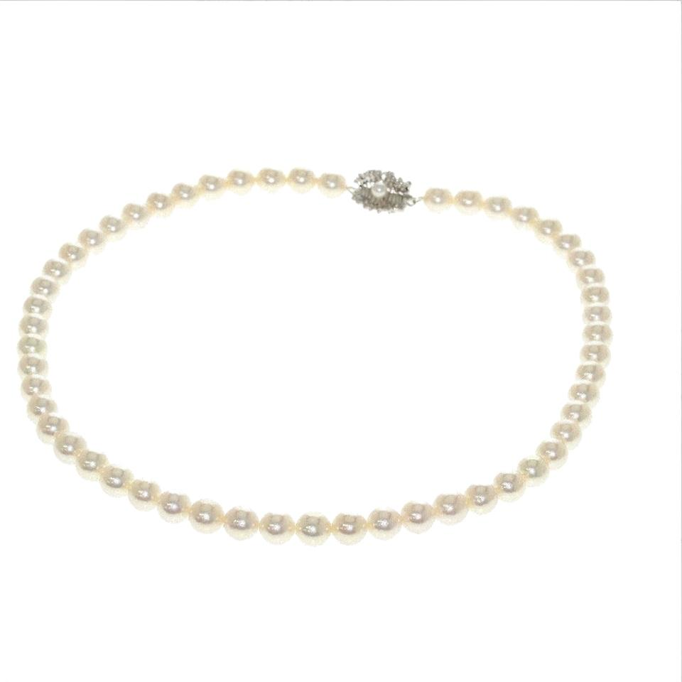 Tasaki Pearl Necklace: Necklace