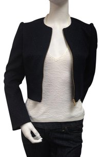 Ted Baker Ted Baker Working Title Navy Black Gold Sparkle Blazer Jacket 1 With Tags