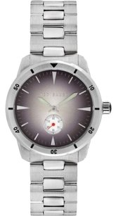 Ted Baker Ted Baker Male Fashion Watch Watch TE3050 Silver Analog