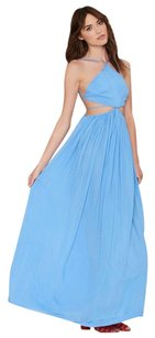 blue Maxi Dress by The Jetset Diaries