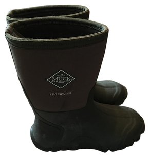 The Muck Boot Company Chunky Bohemian Green Boots
