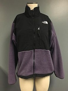 The North Face Purple Black Multi-Color Jacket