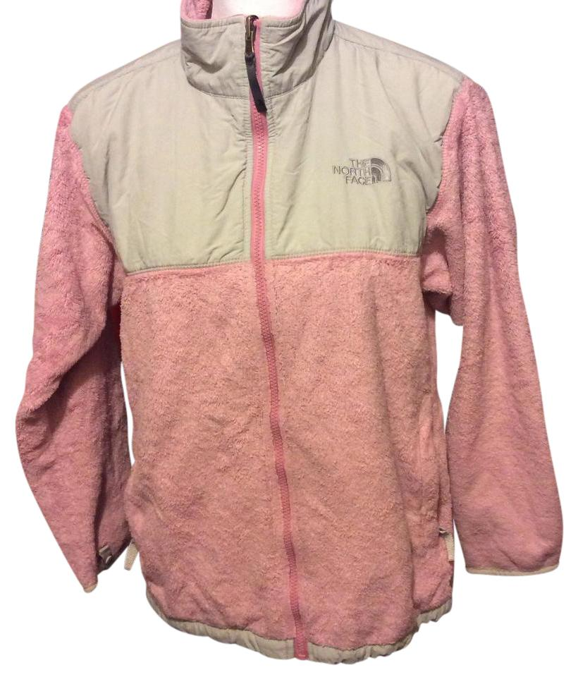 2c00739b3 store pink north face fuzzy jacket b7ab9 82564