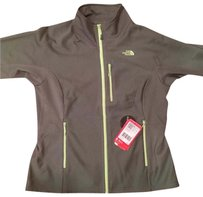 The North Face wreath green Jacket