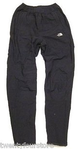 The North Face Vintage Womens The North Face Soft Shell Pants In Black