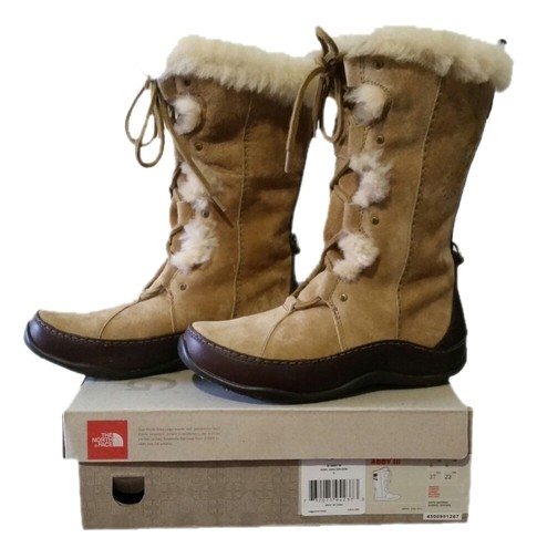 north face warm boots