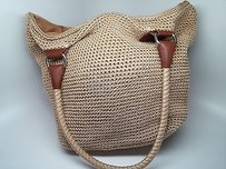 The Sak Cambria Womens Tote in Brown