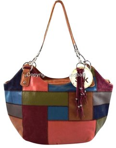 The Sak Indio Tote in Brown