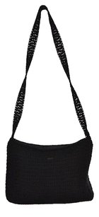 The Sak Womens Knit Shoulder Bag