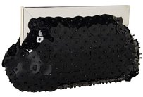 The Touch of Nina Black Clutch