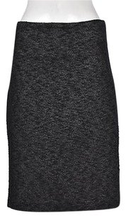 Theory Womens Skirt Black