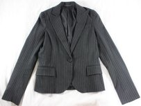 Theory Pinstripe Perfection Multi-Color Jacket