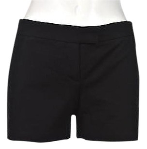 Theory Womens Casual Shorts Black