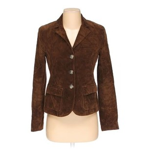 Theory Coat Brown Jacket