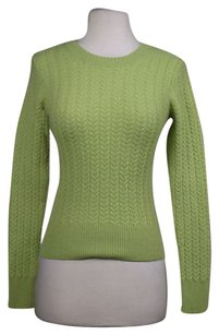 Theory Womens Crew Neck Med Cashmere Sweater
