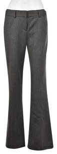 Theory Womens Dress Wool Plaid Career Trousers Wtw Pants
