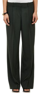 Theory Debut Onark Military Pleated Trouser Dress Pants