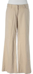 Theory Flare Pants Beige