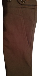 Theory Stretch Wide Leg Pants Coffeebean