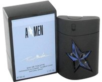 Thierry Mugler A*MEN (ANGEL) EDT Spray for Men (Rubber Flask) ~ 1.7oz / 50ml