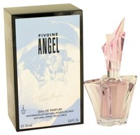 Thierry Mugler Angel Peony By Thierry Mugler Eau De Parfum Spray Refillable .8 Oz