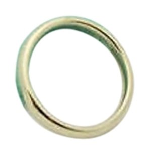 Tiffany & Co. Tiffany And Co 18k Gold Wedding Band Ring R222
