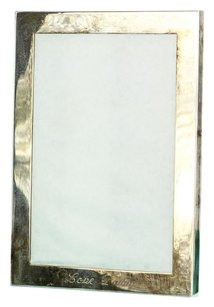 Tiffany & Co. * Tiffany & Co Silver Picture Frame