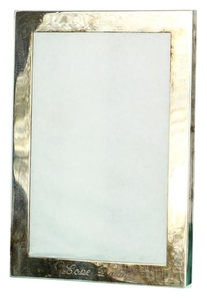 tiffany co silver picture frame
