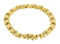 Tiffany & Co. Tiffany Co 18k Yellow Gold Bracelet
