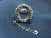 Tiffany & Co. Tiffany Co Platinum Sevillana Diamond Ring .80ct
