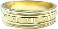 Tiffany & Co. Tiffany,Co,18kt,Atlas,Bangle,Bracelet,Yellow,Gold,18.5mm,2.25